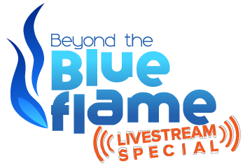 beyond the blue flame